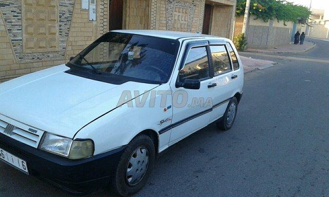 image_4 : Fiat uno esanse 6 chovex -2001 région Dcheira