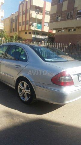Voiture Mercedes benz Classe e 2009 à meknès  Diesel  - 9 chevaux