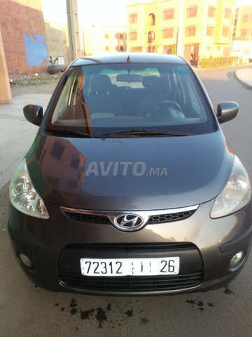 Voiture Hyundai I 10 2009 à marrakech  Essence