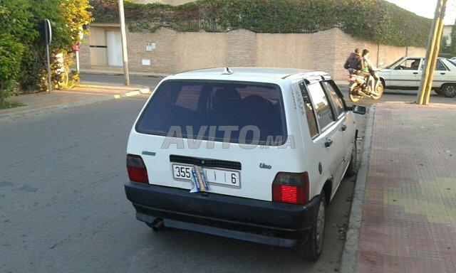 image_3 : Fiat uno esanse 6 chovex -2001 région Dcheira