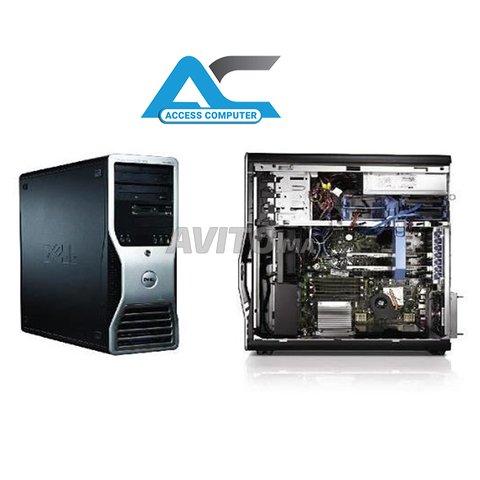 Pc Dell Precesion T3500 Xeon W3550 12 Go Ram à vendre à