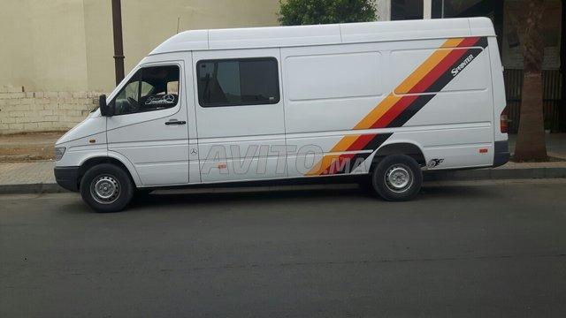 Mercedes Sprinter Occasion Maroc Autovisual