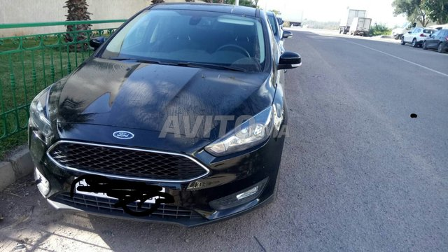 Voiture Ford Focus 2018 à berrechid  Diesel  - 6 chevaux
