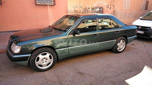 Voiture Mercedes benz R250 1993 à marrakech  Diesel  - 9 chevaux