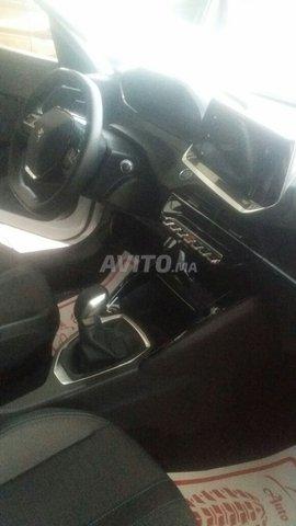 Voiture Peugeot 206 2020 à salé  Diesel  - 6 chevaux