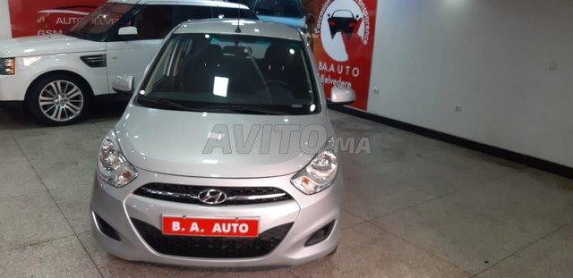 Voiture Hyundai I 10 2017 à casablanca  Essence  - 6 chevaux