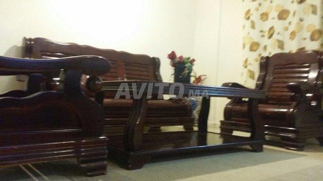 joli salon (importé de Malaisie) à vendre à Kénitra dans Meubles et ...