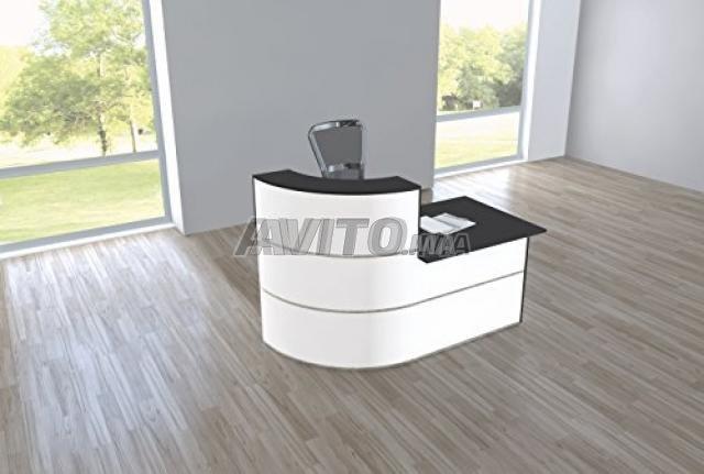Bureau réception et chaise proff à vendre à rabat dans meubles et
