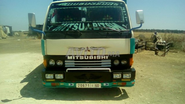 Camion A Vendre >> Camion Canter A Vendre