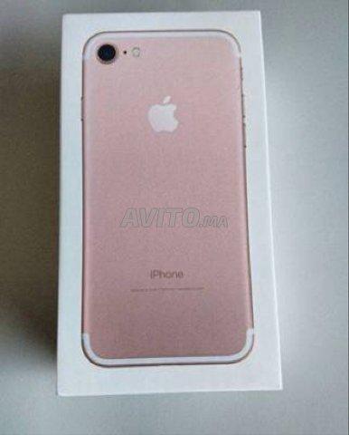 Iphone 7 Rose Gold 256 Gb Neuf Jamais Utilisé للبيع في