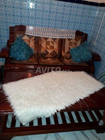 Salon classique complèt en bois à vendre à Agadir dans ...