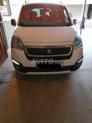 Voiture Peugeot Tepee 2017 à agadir  Diesel  - 7 chevaux