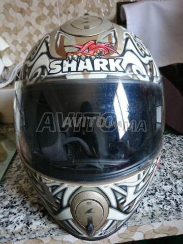Casque Shark Dorigine à Vendre à Casablanca Dans Motos Avitoma