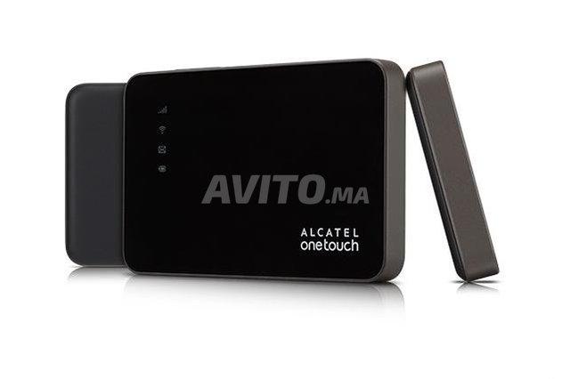 Hotspot «4G/LTE Mobile WiFi Alcatel OneTouch Y858V للبيع في