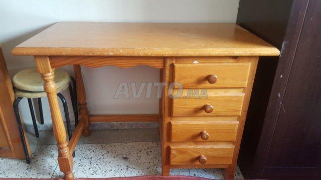 Bureau en bois à vendre à fès dans bureaux et plateaux avito ma
