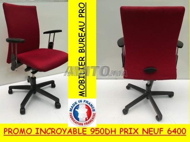 Chaise Bureau Ergonomique Prix Incroyable Promo