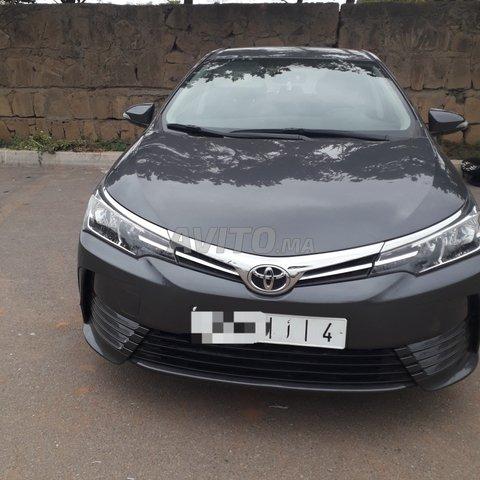 Voiture Toyota Corolla 2018 à temara  Diesel  - 5 chevaux