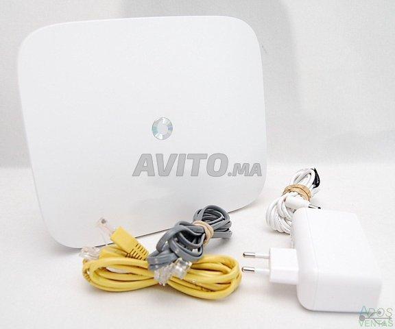 Routeur VODAFONE wifi Dual band à 1600mbps للبيع في الدار البيضاء في