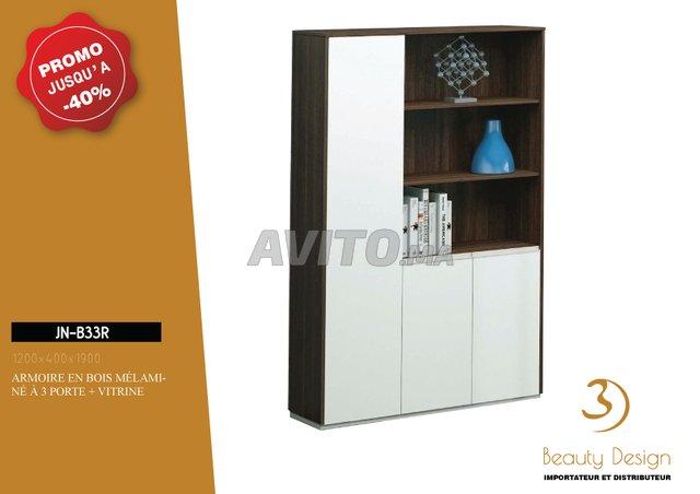 Comptoir et meuble de rangement pour bureau للبيع في أكادير في
