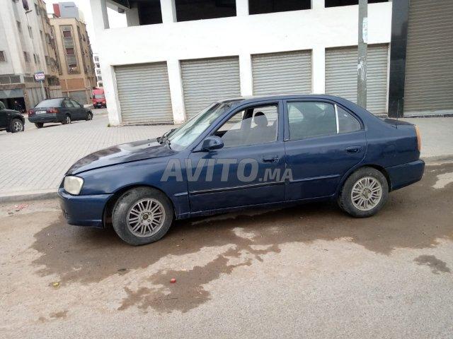 Voiture Hyundai Accent 2001 à casablanca  Essence  - 7 chevaux