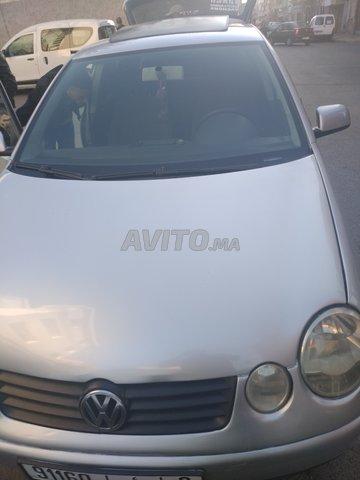 Voiture Volkswagen Polo 2003 à casablanca  Diesel  - 8 chevaux