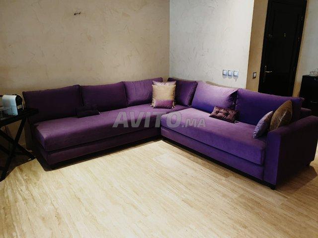 Salon moderne en etat neuf à vendre à Casablanca dans Meubles et ...