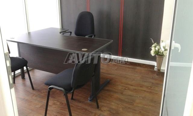 Bureau de m belvédère للبيع في الدار البيضاء في مكاتب avito ma