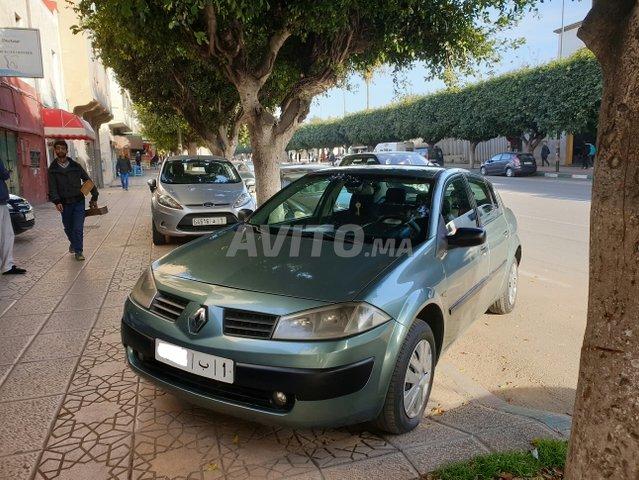 Voiture Renault Megane 2004 à kénitra  Essence  - 8 chevaux