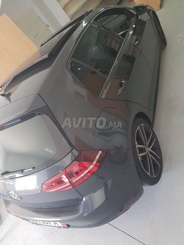 Voiture Volkswagen Golf 7 2016 à mohammedia  Diesel