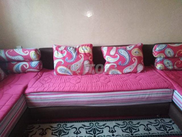 salon marocain moderne