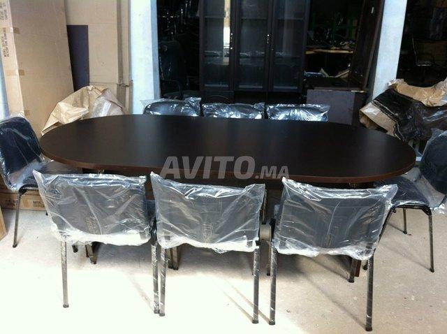 Promotion des table réunion new à vendre à rabat dans meubles
