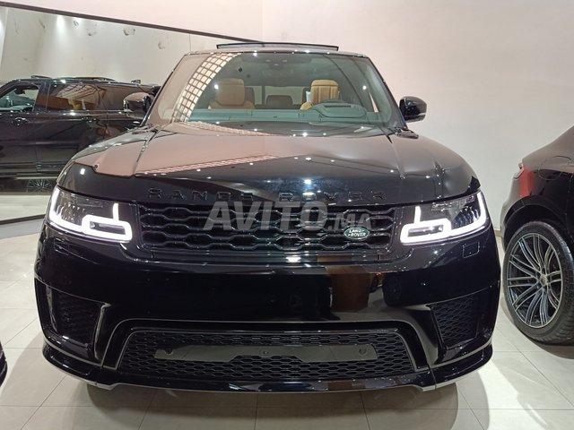 Voiture Land rover Range rover sport 2020 à rabat  Diesel  - 12 chevaux