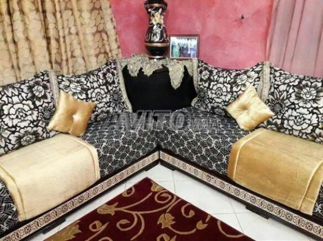 Des Salon Marocain Sur Mesure