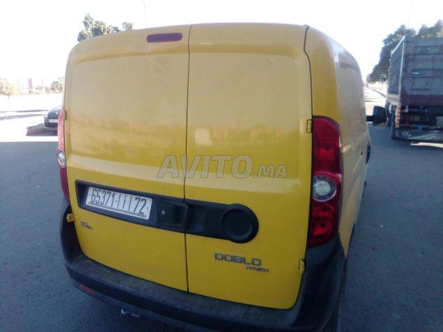 Voiture Fiat Doblo 2013 à marrakech  Diesel  - 5 chevaux