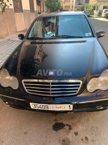 Voiture Mercedes benz 220 2001 à casablanca  Diesel