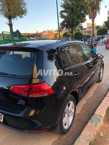 Voiture Volkswagen Golf 7 2014 à meknès  Diesel
