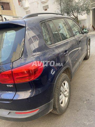 Voiture Volkswagen Tiguan 2016 à casablanca  Diesel