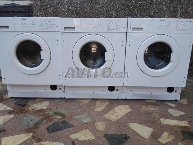 Lave Linge Whirlpool 7kg à Vendre à Casablanca Dans Electroménager