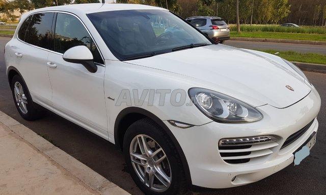 Voiture Porsche Cayenne 2012 à rabat  Diesel