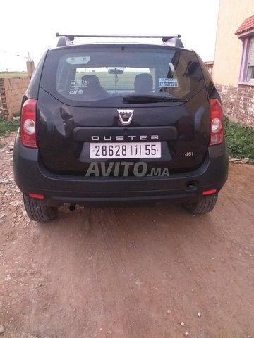 Voiture Dacia Duster 2012 à sidi-yahya-el-gharb  Essence  - 4 chevaux