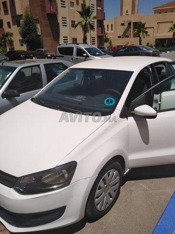 Voiture Volkswagen Polo 2013 à marrakech  Essence  - 6 chevaux