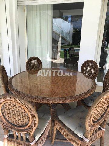 Vente mobilier de jardin à vendre à Casablanca dans Jardin ...