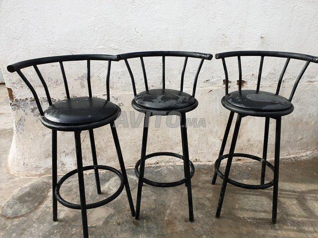 3 Grand Chaise à Vendre à Ben Guerir Dans Matériels Professionnels