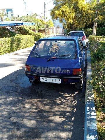 Voiture Peugeot 205 1985 à casablanca  Diesel  - 7 chevaux
