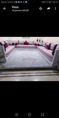 Salon marocain moderne à vendre à Casablanca dans Meubles et ...