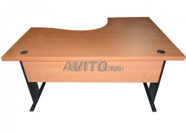 Bureau en bois à vendre à dans matériels professionnels avito ma
