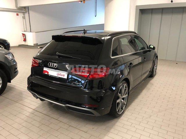 Voiture Audi A3 2017 à oujda  Diesel  - 10 chevaux