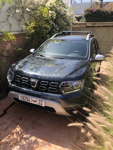 Voiture Dacia Duster 2019 à agadir  Diesel