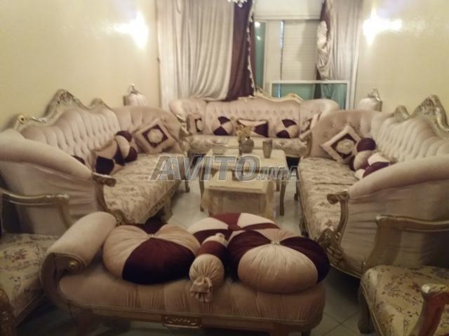 Salon Turque à vendre à Casablanca dans Meubles et Décoration | Avito.ma