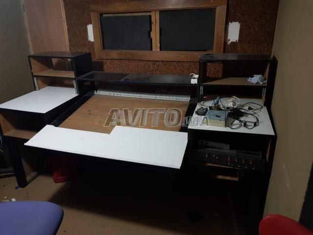 Bureau pour studio à vendre à casablanca dans meubles et